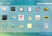 Windows sidebar gadgets